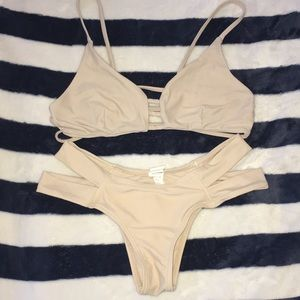 Other - Two Piece Bathing Suit